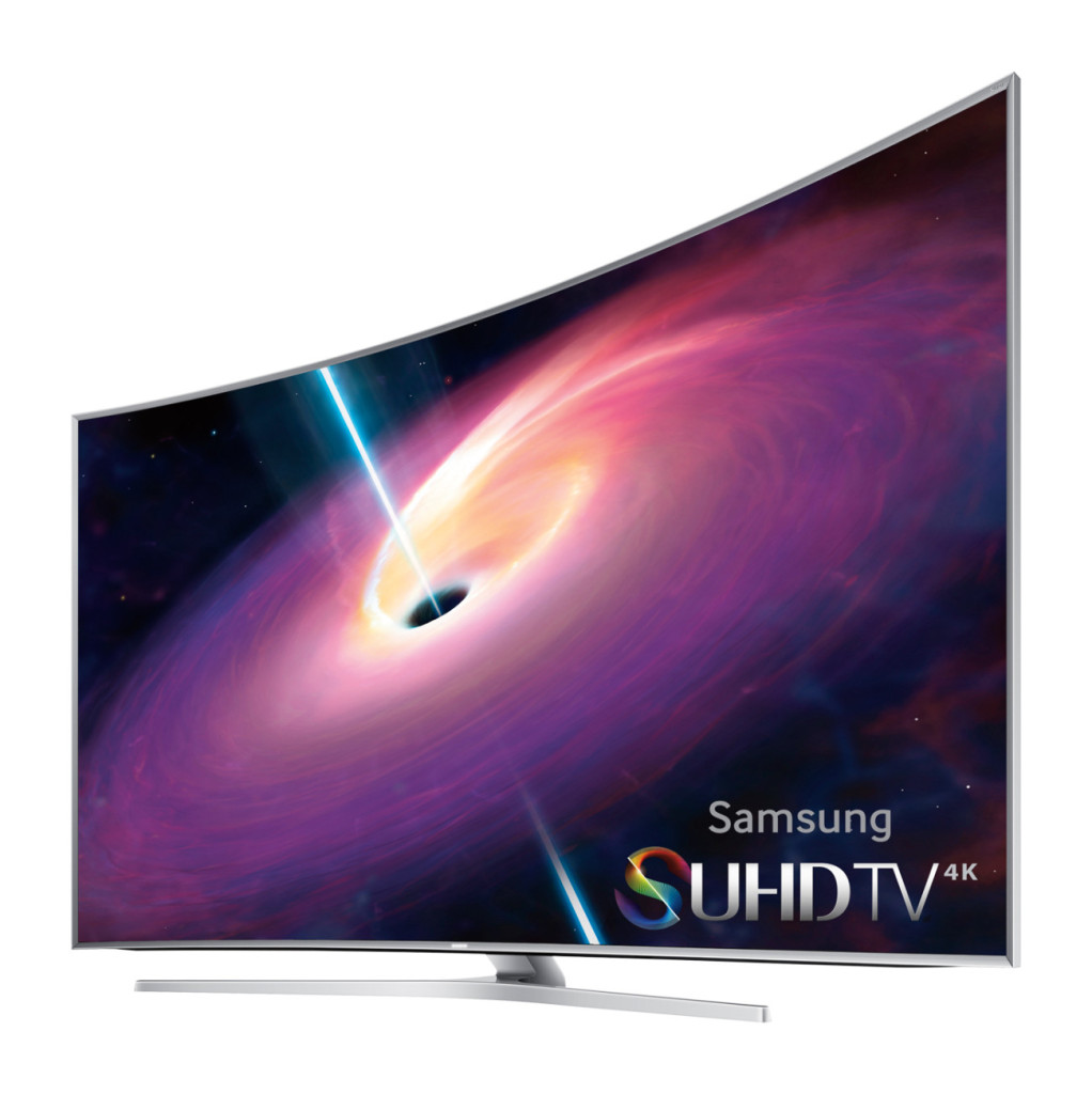 Samsung HDTV at Best Buy