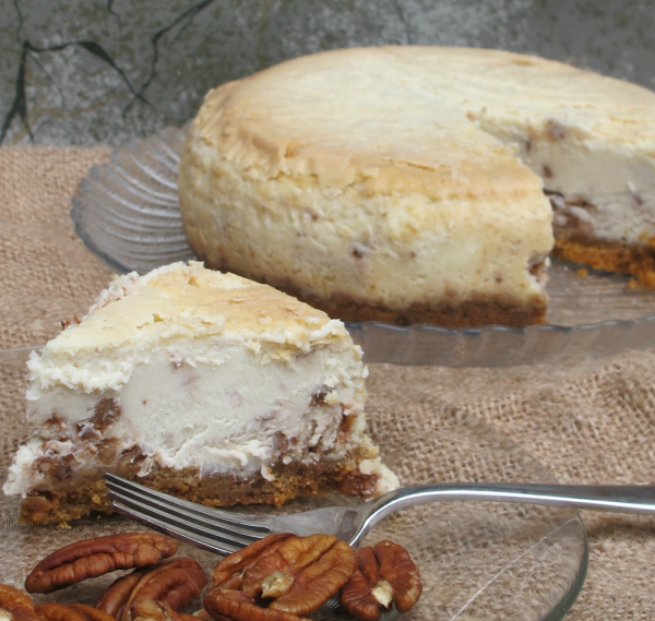 Collin Street Bakery Praline Cheesecake