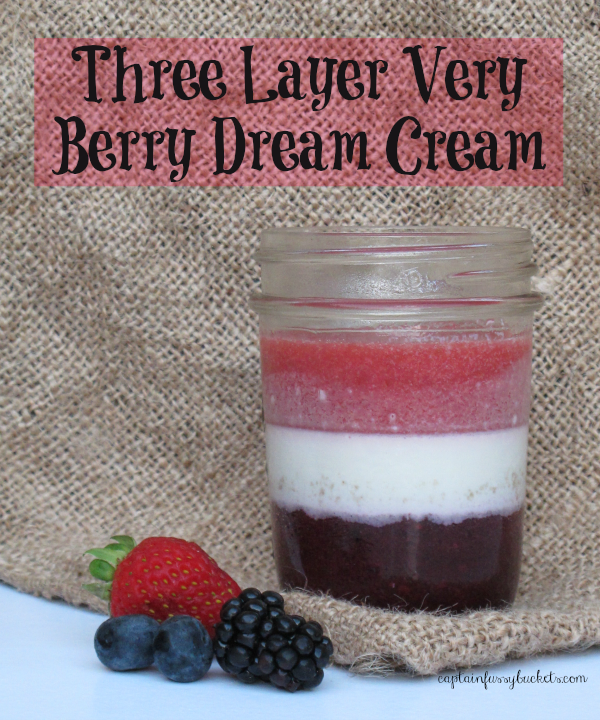 Very Berry Dream Cream