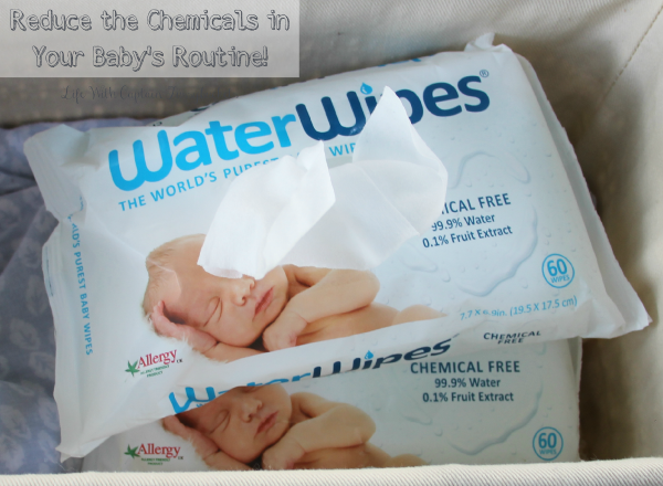 Reduce The Chemicals In Your Baby's Routine