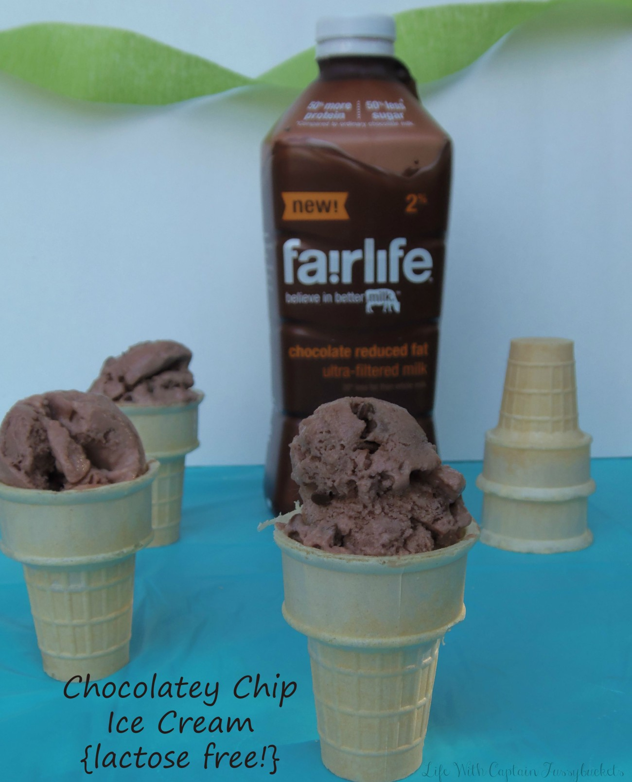 Chocolatey Chip Ice Cream #livethefairlife #CollectiveBias