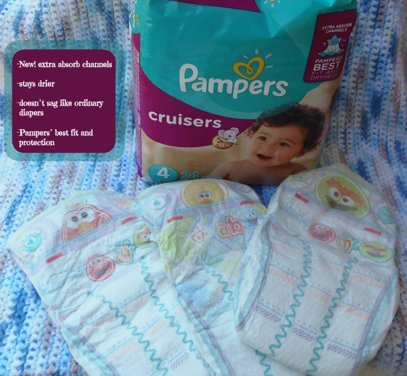 pampers cruisers at target