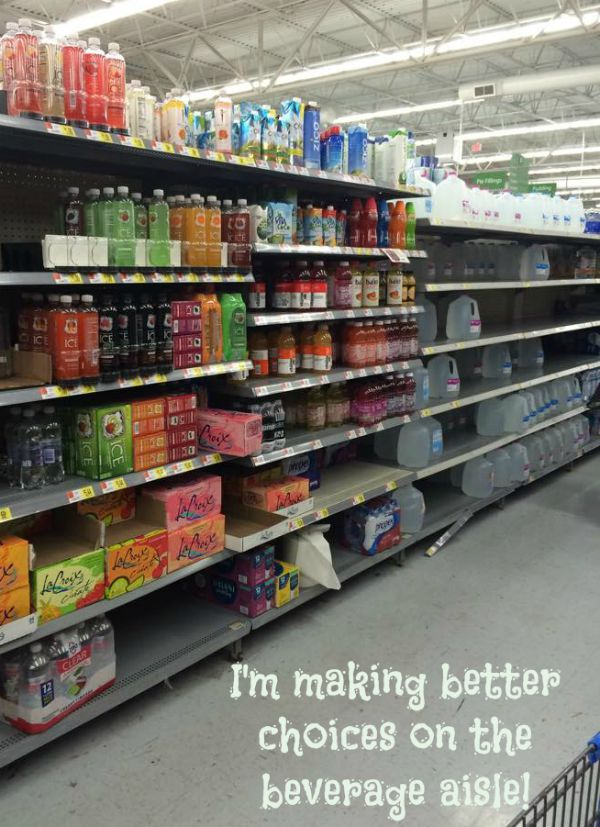 Making Better Drink Choices