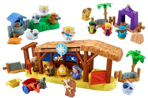 Nativity Scene Set