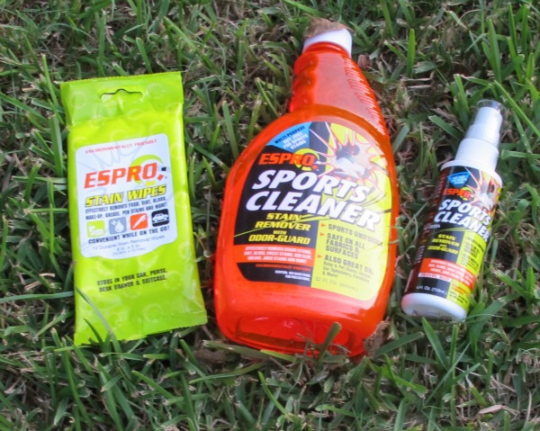 Tackle the Sports Stains with ESPRO