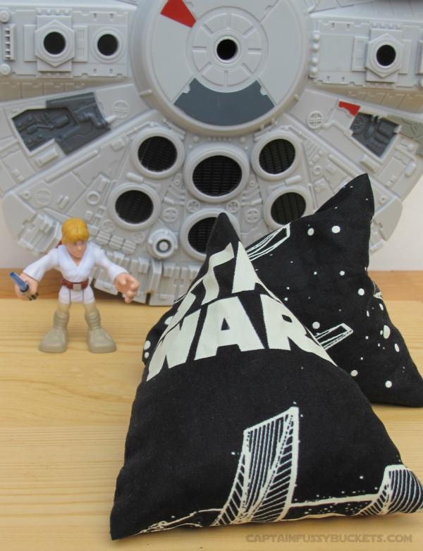 Star Wars Pyramid Bean Bags