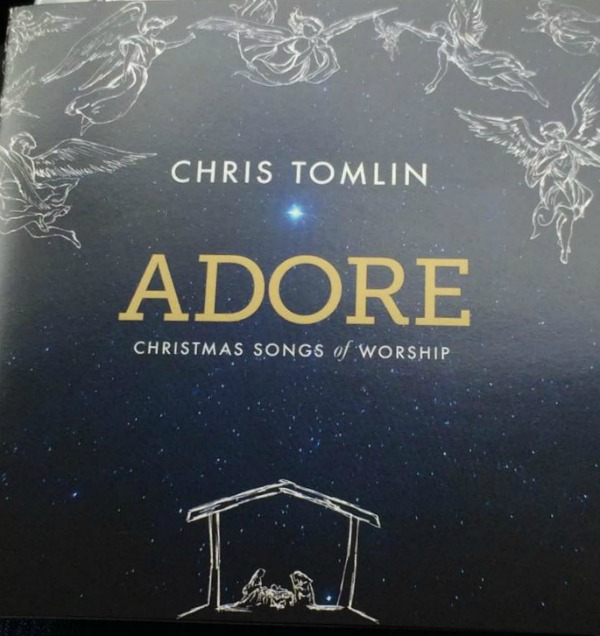 Chris Tomlin's New Christmas CD Adore