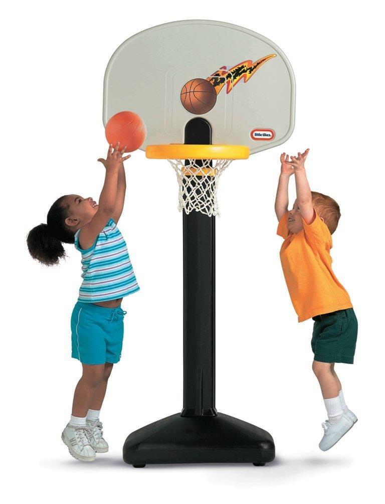Adjustable Basketball Goal