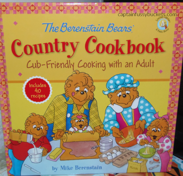 Cooking With Kids Recipes Cookbook