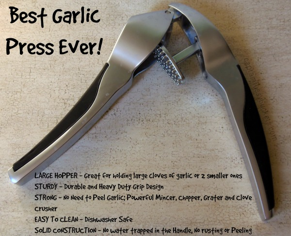 best price for garlic press