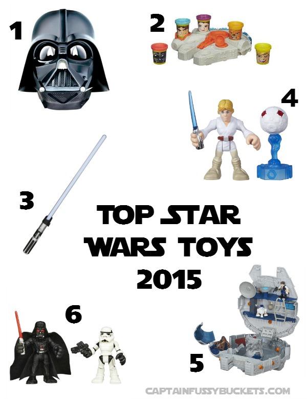 Star Wars Toys 2015