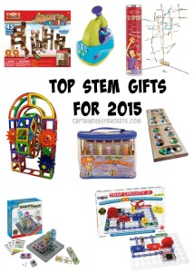 Top Gifts For Boys - STEM Gifts