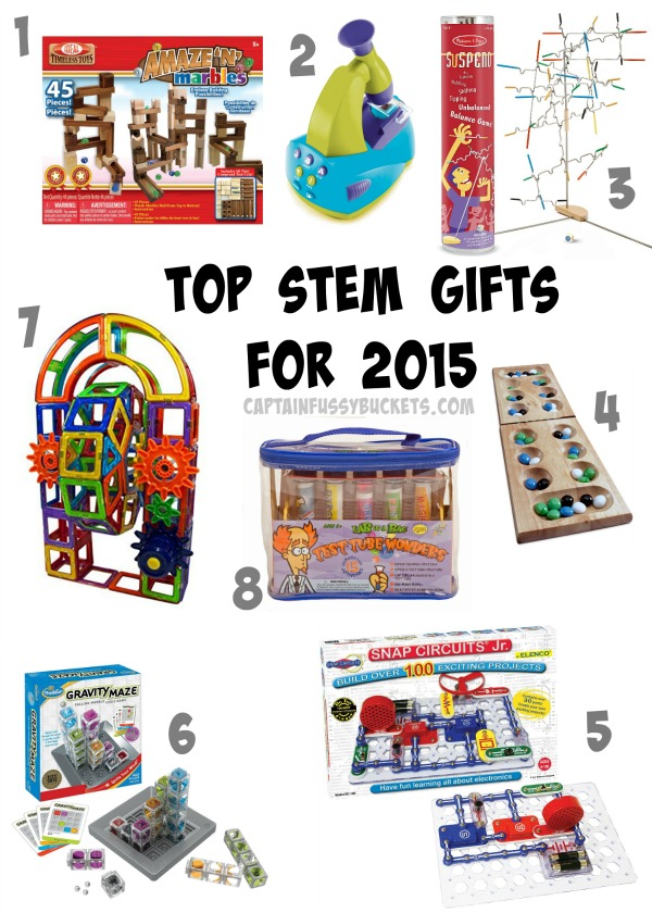 Top STEM Gifts of 2015