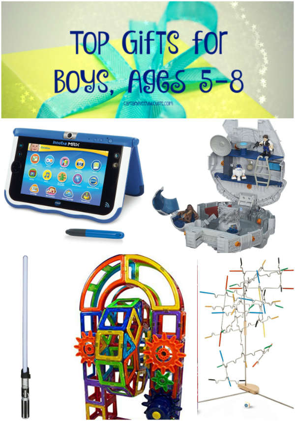 Top Gifts for Boys 2015