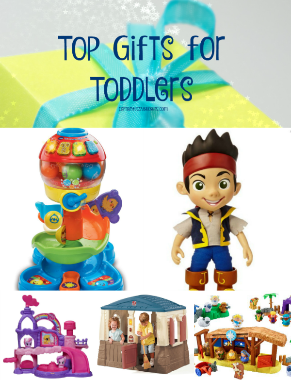 Top Gifts for Toddlers 2015