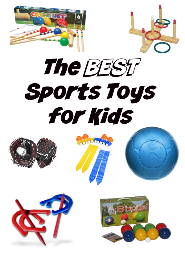 Best Sports Toys : Sports equipment for kids archives ginger casa