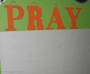 pray-wall