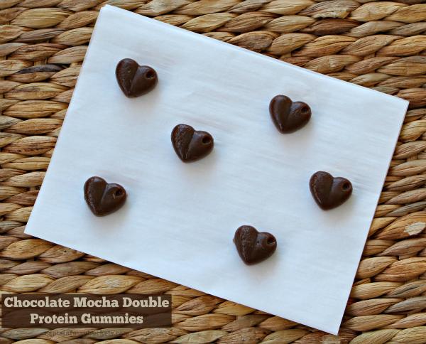 Chocolate Mocha Double Protein Gummies