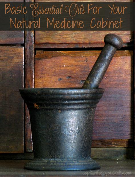 basic essential oils