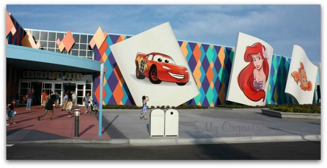 Art of Animation Disney World