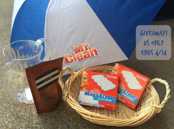 mr clean giveaway