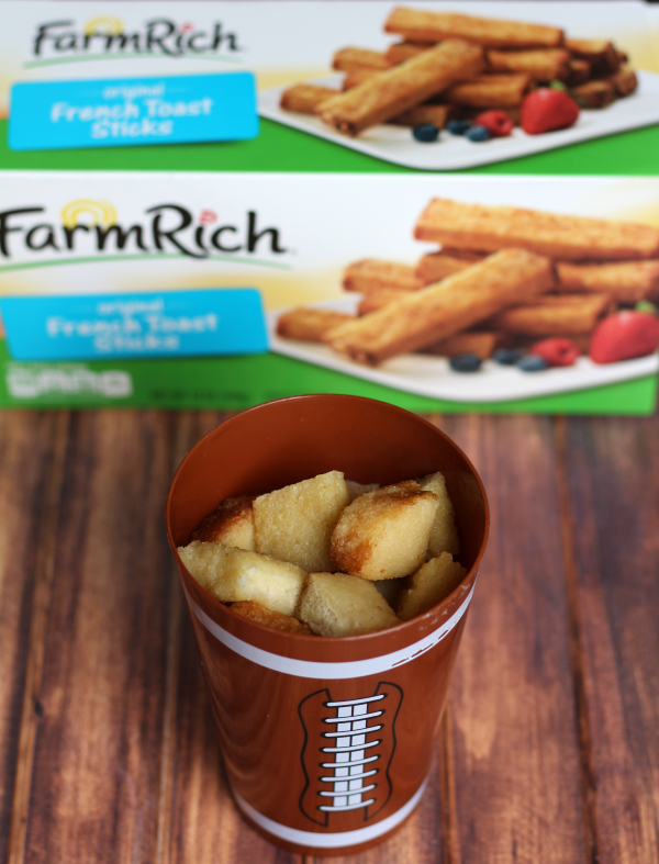 These little bite sized French Toast Sticks are SO good. Baby Brother ...
