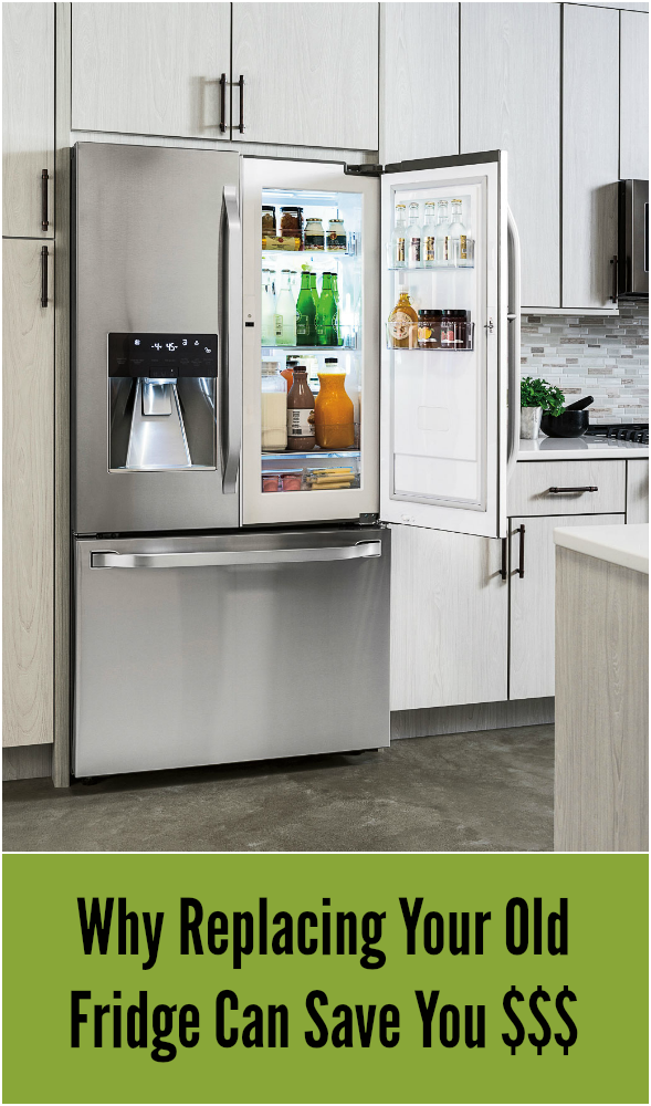 Why Replacing Your Old Fridge Can Save $$$ ad