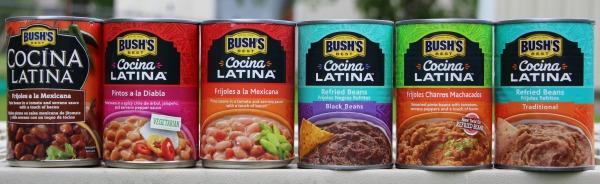 cocina latina beans