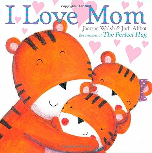 I love mom book