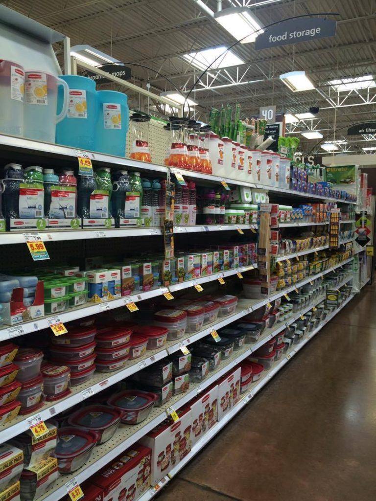 Rubbermaid at Kroger AD #ColorYourSummer