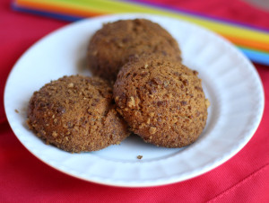 chocolate snickerdoodle cookies picture