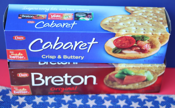 crispy breaded chicken tenders cabaret crackers