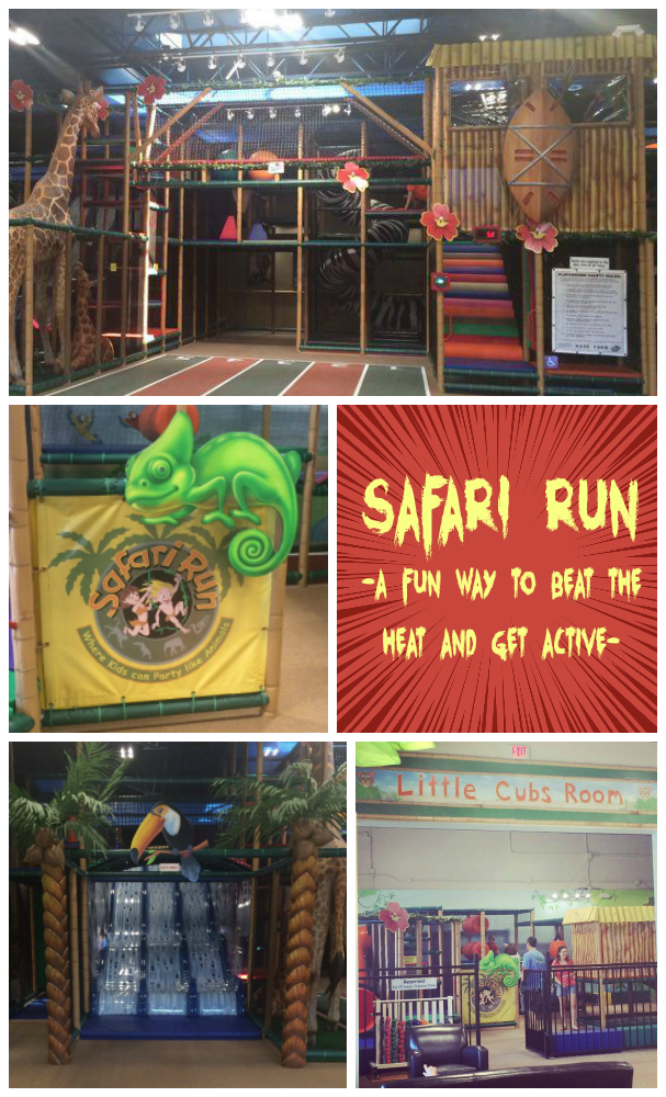 Safari Run Plano, TX