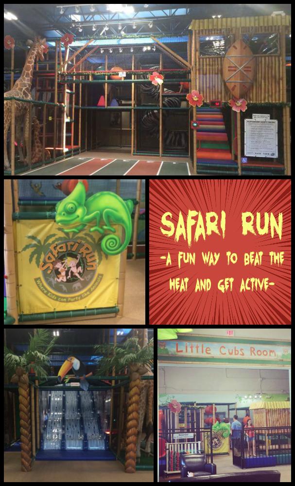 Safari Run Plano, TX