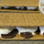 Easy Oven S'mores
