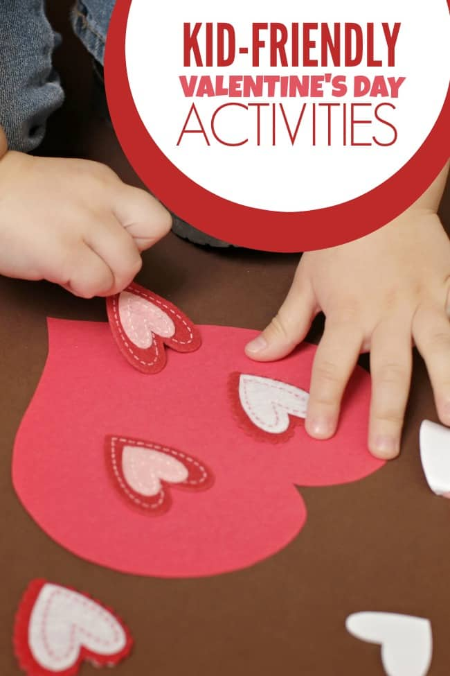 Kid friendly valentine 39 s day activities for Kid friendly valentine recipes