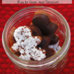 Save Money by Making Mini Layered Chocolates for Christmas Gifts!