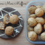 Banana Mini Muffins – Make Plenty, Eat Some, and Freeze The Rest For Later!