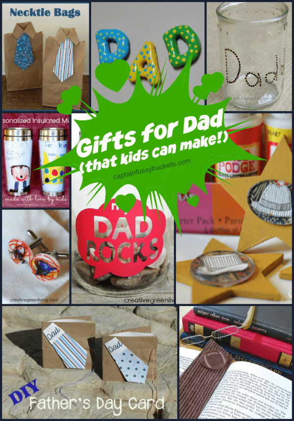 fathers day crafts for kids great gifts for dad