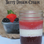 Three Layer Very Berry Dream Cream – A New Summer Favorite!