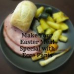 Make Your Easter Meal Special with Ecce Panis Gourmet Artisan Breads!