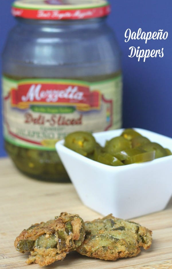 Jalapeño Dippers with Salsa Cream - Perfect For Your Summer BBQ!