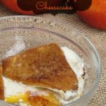 Nectarine Sopapilla Cheesecake Recipe