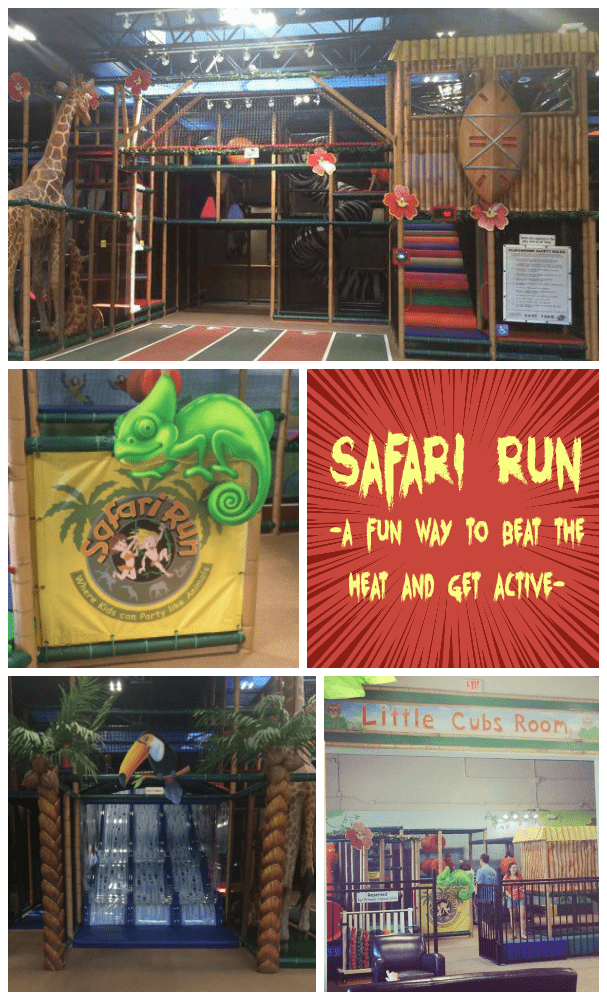 Safari Run Plano >> Safari Run - Get Active With The Kids This Summer...Indoors!