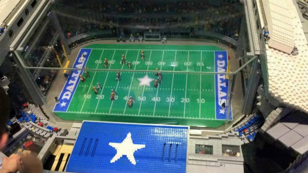 Legoland Dallas Cowboys