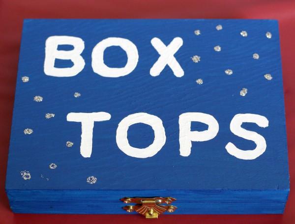box tops box costco