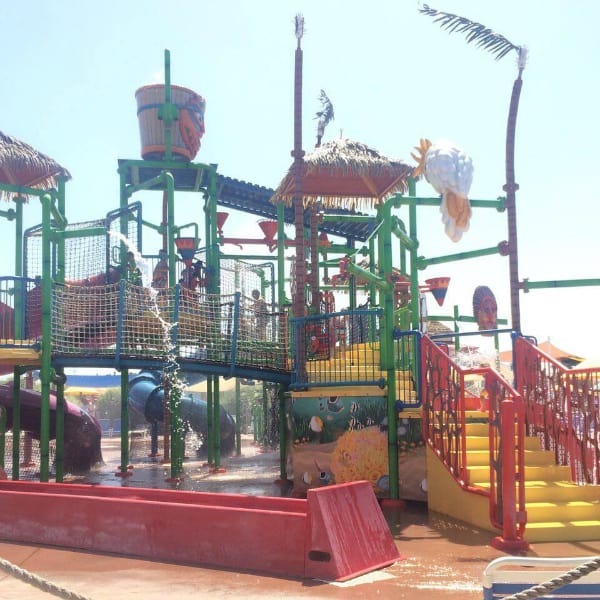 hawaiian falls kiddie area
