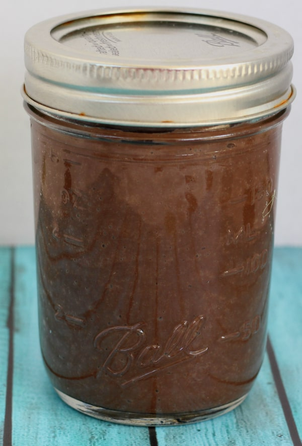 homemade chocolate pudding 3