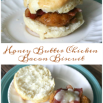 tyson honey butter chicken bacon biscuit
