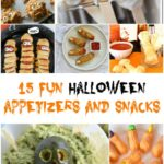 15 Fun and Spooky Halloween Appetizers and Snacks